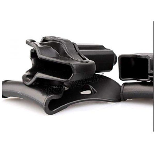 Paintball Equipment  4 Paintball Equipment Polymer Retention Roto Holster Fits Beretta 92 96 M9