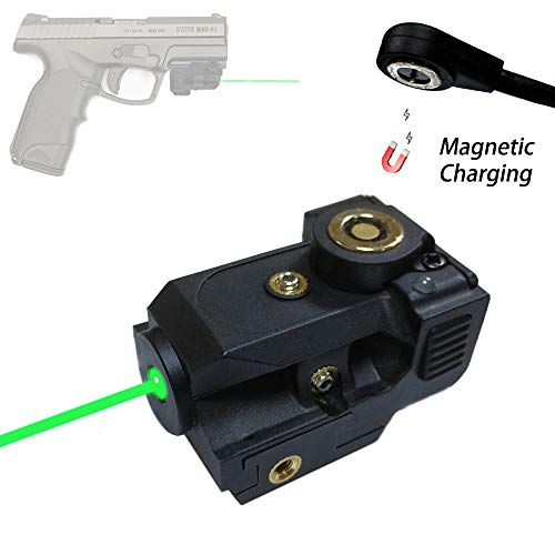 TTAS Airsoft Gun Sight 1 Tactical Green Laser Sight