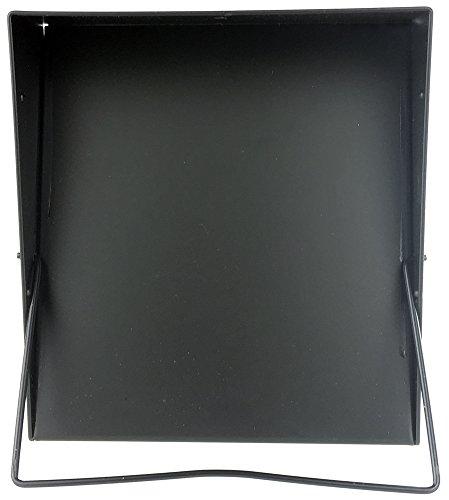 SportPro Airsoft Target 6 SportPro Metal Box BB Catcher Target with 20 Paper Targets for AEG GBB Airsoft Black