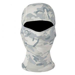 SINAIRSOFT Airsoft Mask 2 SINAIRSOFT Tactical Airsoft Full Face Mask Balaclava Hood Headwear Motorcycle Hunting CS