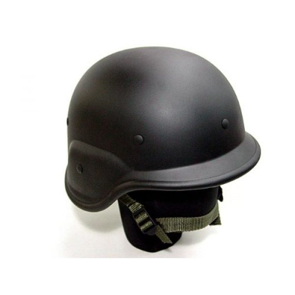 Airsoft Airsoft Helmet 2 Airsoft M88 PASGT Replica Helmet Black