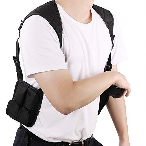 XAegis  4 XAegis Shoulder Holster General Vertical Gun Holster Adjustable for Most Kinds of Pistols