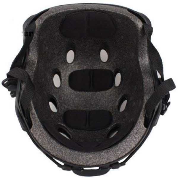 ATAIRSOFT Airsoft Helmet 6 ATAIRSOFT PJ Type Tactical Paintball Airsoft Fast Helmet