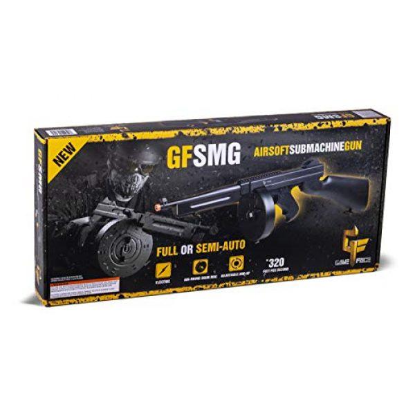 Game Face  4 Game Face ASRGTH GFSMG Airsoft Submachine Gun