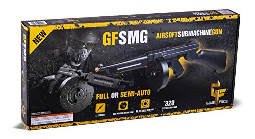 Game Face  4 Game Face ASRGTH GFSMG Airsoft Submachine Gun