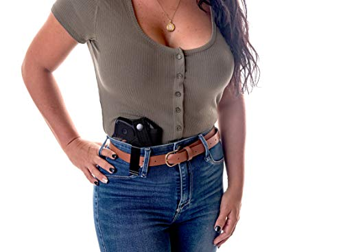 "Wyoming Holster  6 Gun Holster Buy 1 get 3 Free Shoulder/Concealed/Hip/Ankle IWB FITS Taurus TX22 .22LR TH Series Remington 1911 R1 3.5"" BRL KAHR Baby Eagle III S/Compact 9MM 3.85"" BRL 40 S&W 3.93"" BRL S9 W/Laser 5"