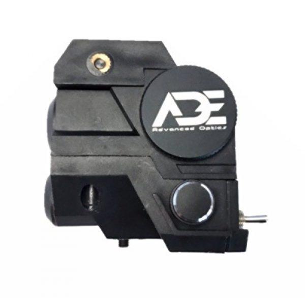 Ade Advanced Optics Airsoft Gun Sight 6 Ade Advanced Optics Reventon Series Strobe Green Laser Flashlight Sight for Pistol Handgun