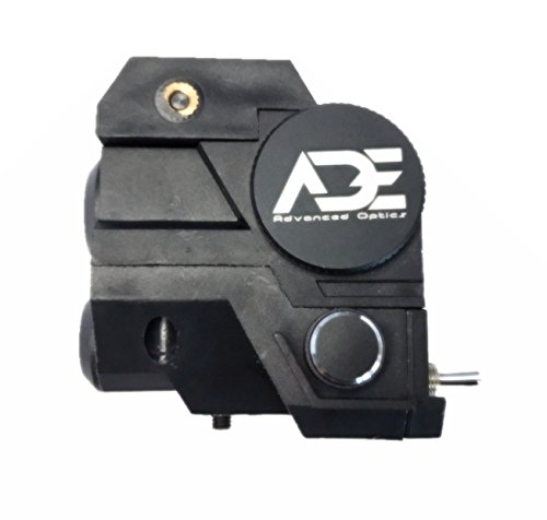 Ade Advanced Optics Airsoft Gun Sight 6 Ade Advanced Optics Reventon Series Strobe Green Laser Flashlight Sight for Pistol Handgun