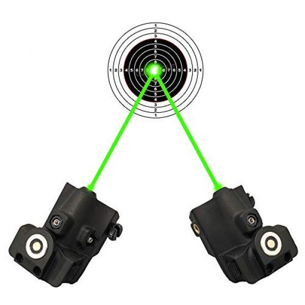 Infilight Airsoft Gun Sight 3 Infilight Green Laser Sight