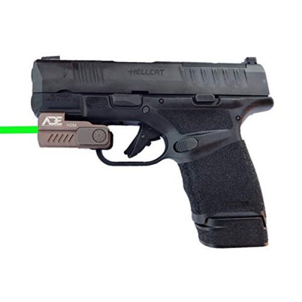 Ade Advanced Optics Airsoft Gun Sight 1 Ade Advanced Optics Full Metal FDE(Flat Dark Earth) HG54G Rechargeable Universal Laser Sight