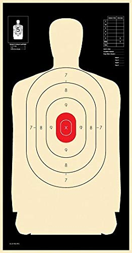 CHLTargets.com Airsoft Target 1 B-29 Shooting Targets