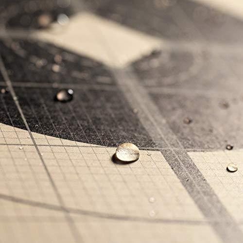 """Rite In The Rain Airsoft Target 4 Rite in the Rain Weatherproof 8.5"""" x 11"""" Multipurpose / Universal / Sniper Tan Targets"""
