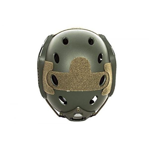 Bravo! Airsoft Helmet 5 Bravo! PJ Helmet Version 3 in (OD Green)