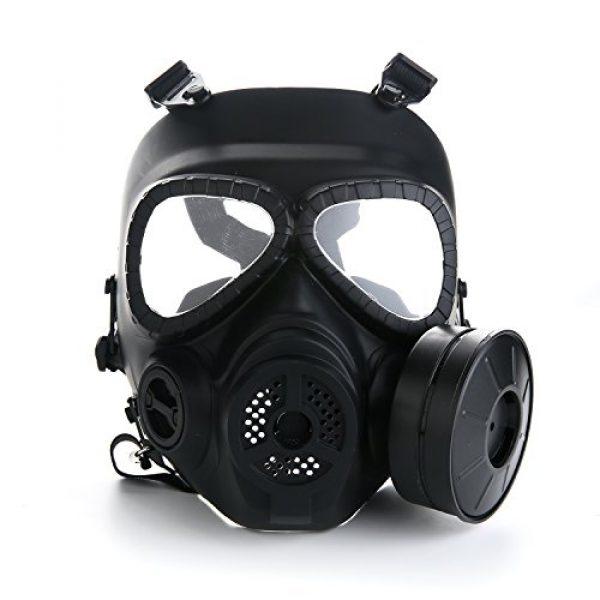 VILONG Airsoft Mask 1 VILONG M04 Airsoft Tactical Protective Mask