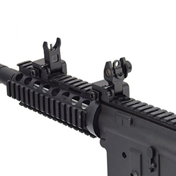 Marmot Airsoft Gun Sight 2 Marmot Flip Up Iron Sights A2 Front Sight & Rear Sight for Gun Rifle Handgun
