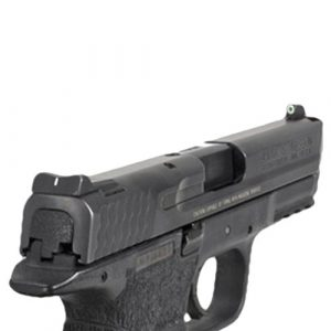 XS Sight System Airsoft Gun Sight 1 Gun Accessory Sight Dxw Big Dot - S&W M&P and Compact