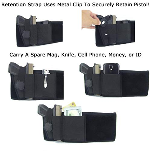 Unisex Concealment Gun Holster