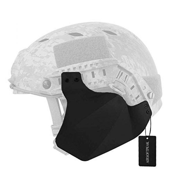 AIRSOFTPEAK Airsoft Helmet 1 AIRSOFTPEAK 2 Helmet Side Covers