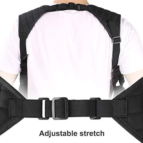 XAegis  5 XAegis Shoulder Holster General Vertical Gun Holster Adjustable for Most Kinds of Pistols