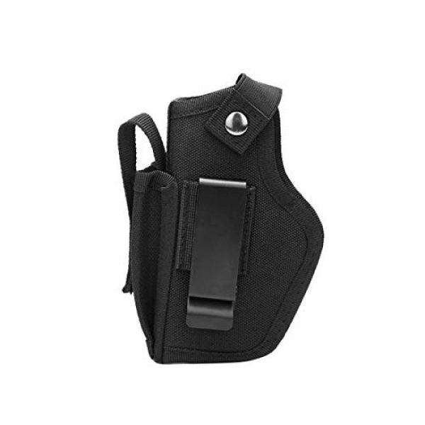LIVIQILY  2 LIVIQILY Right or Left Handed Concealed Carry Gun Holster for Glock 17 19 22 23 43 P226 P229 Ruger Beretta 92 M92 s&w Pistols