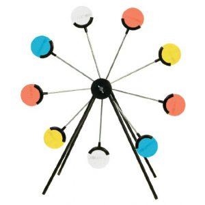 Champion Airsoft Target 1 VisiChalk Ferris Wheel Target System