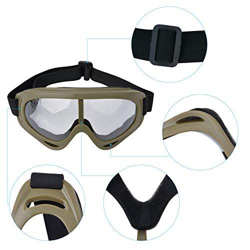 Outgeek Airsoft Mask 3 Outgeek Airsoft Mask