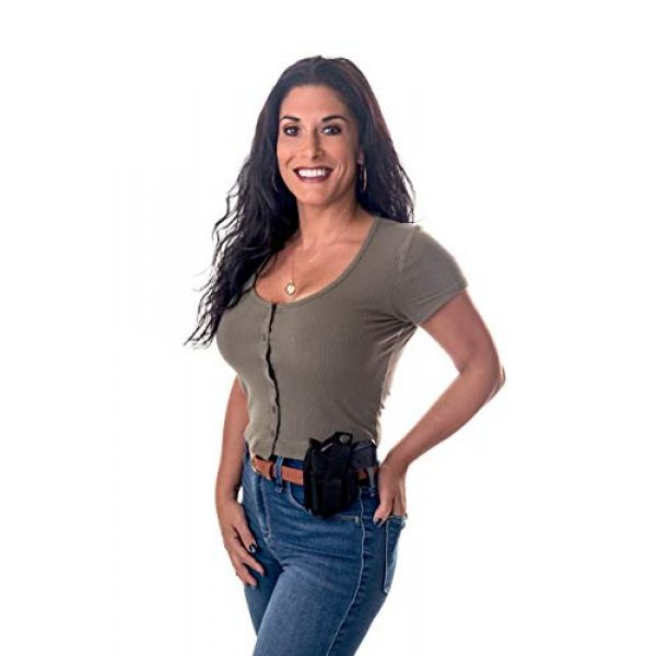 """Wyoming Holster  4 Gun Holster Buy 1 get 3 Free Shoulder/Concealed/Hip/Ankle IWB FITS Taurus TX22 .22LR TH Series Remington 1911 R1 3.5"""" BRL KAHR Baby Eagle III S/Compact 9MM 3.85"""" BRL 40 S&W 3.93"""" BRL S9 W/Laser 5"""