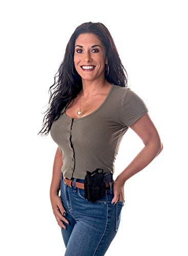 "Wyoming Holster  4 Gun Holster Buy 1 get 3 Free Shoulder/Concealed/Hip/Ankle IWB FITS Taurus TX22 .22LR TH Series Remington 1911 R1 3.5"" BRL KAHR Baby Eagle III S/Compact 9MM 3.85"" BRL 40 S&W 3.93"" BRL S9 W/Laser 5"