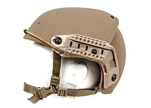 Lancer Tactical Airsoft Helmet 3 Lancer Tactical CA-761 CP AF Air Force Safety Airsoft Helmet (Tan)
