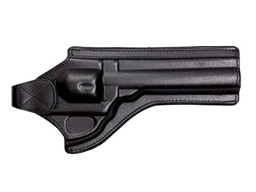 ASG ACTIONSPORTGAMES A/S  1 ASG Leather Belt Holster for Dan Wesson 715