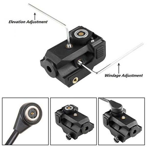 Ultra Compact Tactical Pistol Laser