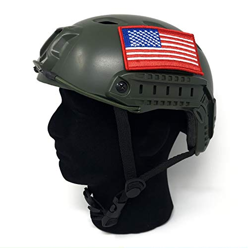 VENTUS Airsoft Helmet 1 VENTUS Tactical Helmet for Airsoft & Paintball