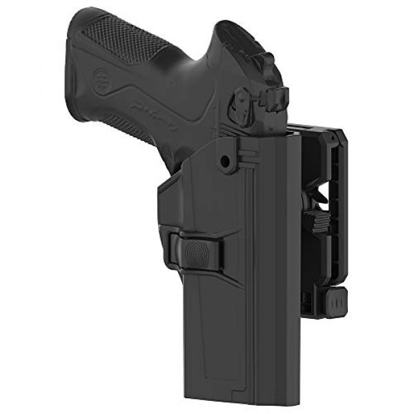 RH (Not Fit Beretta PX4 Storm Compact/Sub-Compact)