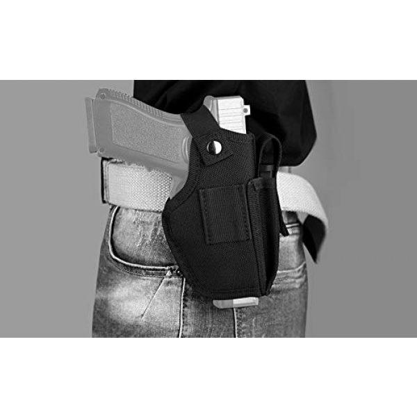 2 Pack Tactical Handgun Holster for Right and Left Hand Gun Holster Women & Men Fits S&W
