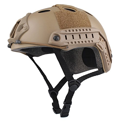 EMERSONGEAR Airsoft Helmet 1 EMERSONGEAR PJ Type Fast Helmet Tactical Protective Helmet for Airsoft Paintball Hunting Cycling Motorcycle