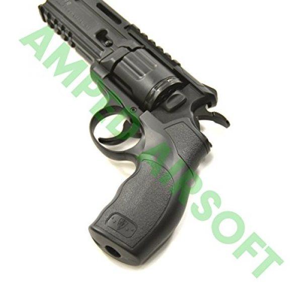 Elite Force Airsoft Pistol 4 Elite Force H8R Revolver - Black Airsoft Pistol/Gun
