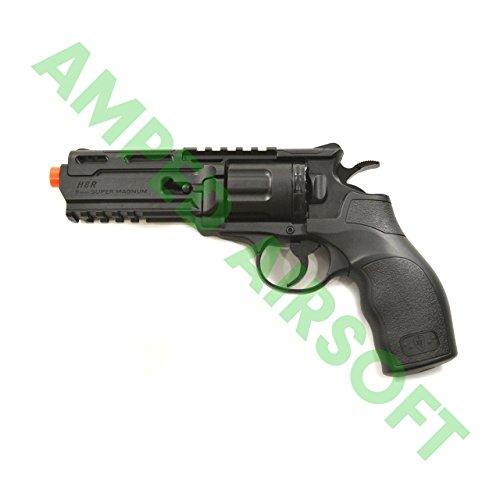 Elite Force Airsoft Pistol 3 Elite Force H8R Revolver - Black Airsoft Pistol/Gun