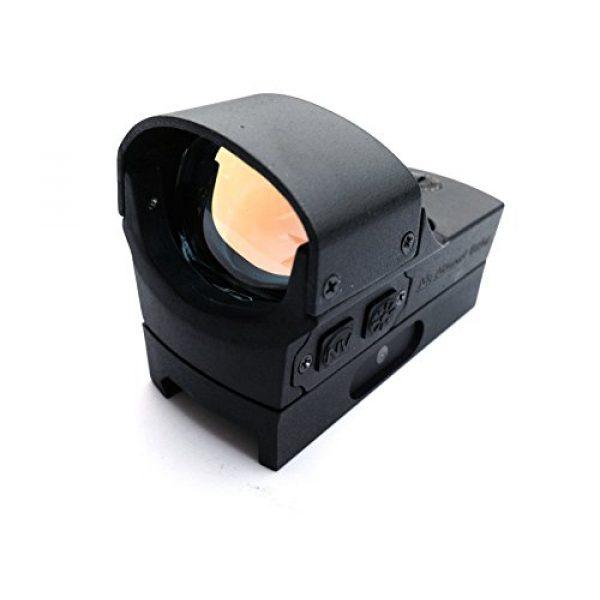 Ade Advanced Optics Airsoft Gun Sight 1 Ade Advanced Optics RD3-011-1 Premium Grade 1x22x33 Red Dot NV Night Vision Dot Sight