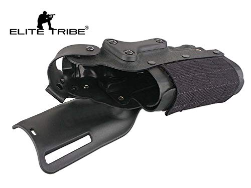 Elite Tribe  5 Elite Tribe Army Military Gun Holster Airsoft SWAT Shooting Holster Combat Tactical Modle Waist Leg Holster