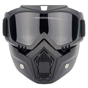 MOCHOEL Airsoft Mask 1 MOCHOEL Motorcycle Goggles Mask