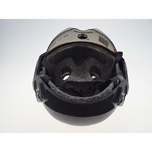iMeshbean Airsoft Helmet 2 iMeshbean Airsoft Swat Helmet Combat Fast Helmet