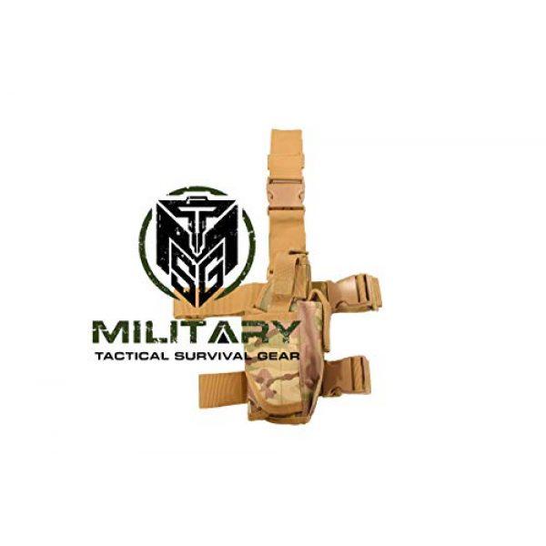 MTSG Military Tactical Survival Gear  1 Drop Leg Holster