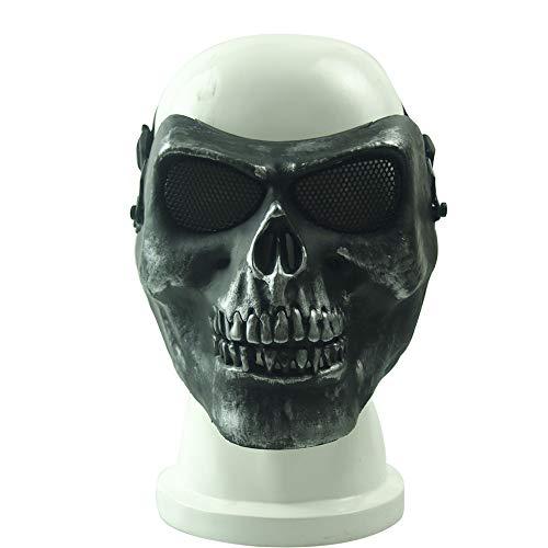 Anyoupin Airsoft Mask 3 Anyoupin Airsoft Half Face Masks