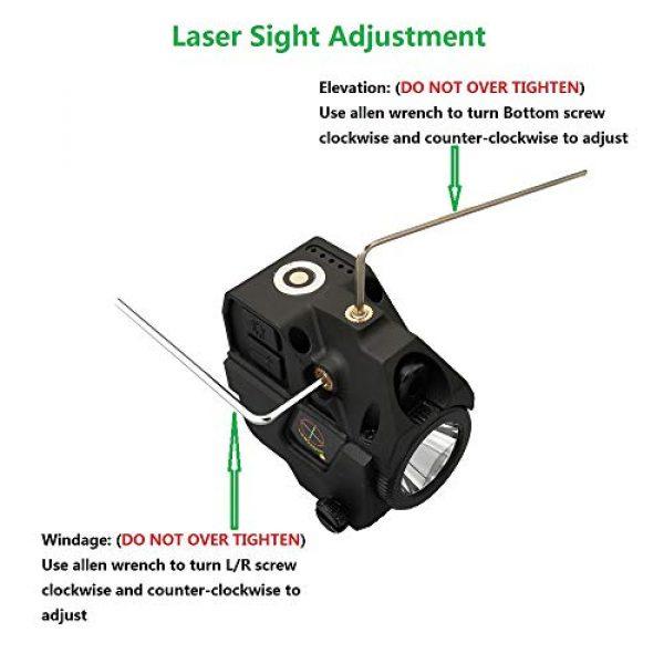 Infilight Tactical Airsoft Gun Sight 2 Infilight Green Laser Sight