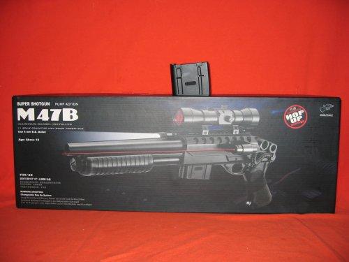 AirSplat  1 Magazine for M47 A1 A2 B1 B2 C1 C2 D1 D2 (Double Eagle M47) Airsoft Spring Gun Mag Clip