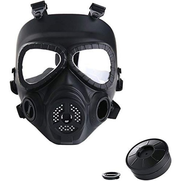Toxic Gas Safety Mask