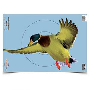 Birchwood Casey Airsoft Target 1 Birchwood Casey Pregame 12 x 18 Duck Target - 8 Targets