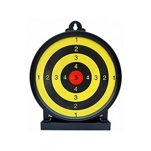 A&N Airsoft Target 1 A&N Airsoft Sticky Gel Target 16.5cm - 6.5inch Round Shooting Practice