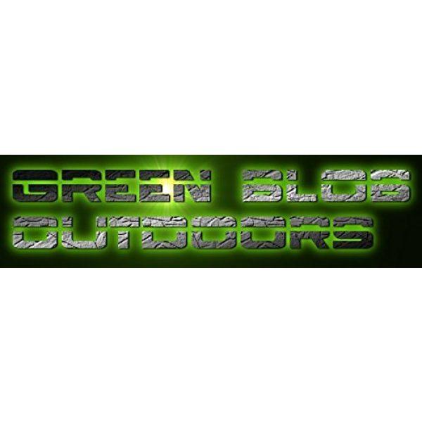 Green Blob Outdoors Airsoft Gun Sight 2 Green Blob Outdoors Premium Military