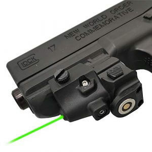 Infilight Airsoft Gun Sight 1 Infilight Green Laser Sight